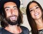 Vittorio Brumotti e Giorgia Palmas all'evento Happiness a Milano
