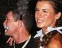 Elisabetta Canalis ha partecipato insieme al marito Brian Perri a un party 'horror'