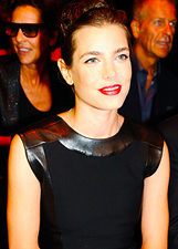 Charlotte Casiraghi alla Milano Fashion Week: foto