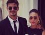 Cecilia Rodriguez e Francesco Monte elegantissimi per il matrimonio del cugino dell'ex tronista