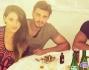 Cenetta tra amici: Cecilia Rodriguez e Francesco Monte con Marcello Nobile e Marika Ciullo