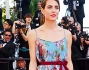 Charlotte Casiraghi bellissina in abito rigorosamente Gucci sul red carpet di Cannes