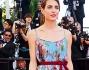 Charlotte Casiraghi bellissina in abito rigorosamente Gucci sul red carpet di Cannes