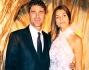 In abito da cerimonia  a 'Ti Sposo...Ercolano': Fabio Fulco e Cristina Chiabotto
