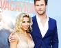 Chris Hemsworth ed Elsa Pataky alla premiere di Vacation: le foto