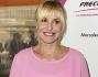 Antonella Clerici all'iniziativa realizzata da IncontroDonna Onlus con il sostegno attivo del Gruppo FS e il patrocinio del Ministero della Salute per promuovere la prevenzione del cancro al seno
