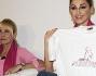Le due donne insieme per la prevenzione: Anna Tatangelo e Antonella Clerici