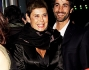 Corinne Clery arriva insieme al suo Angelo Costabile alla premiere di 'Maldamore'