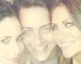 Alessia Ventura sul Social con gli amici Alex Pacifico e Morena Salvino per il suo compleanno