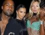 Kim Kardashian, Kate Moss, Kanye West, Naomi Campbell