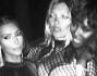 Kim Kardashian, Kate Moss, Naomi Campbell