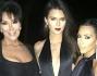 Kim Kardashian, Kris Jenner, Kendall Jenner