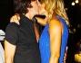 Obiettivi puntati sul bacio tra Stef Burns e Maddalena Corvaglia