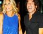 Stef Burns e Maddalena Corvaglia ospiti all'evento John Richmond di Milano
