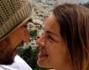 Costantino Vitagliano ed Elisa Mariani in vacanza ad Atene