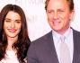 Il presunto flirt dell'attore con la Miller sembra non aver scalfito l'amore che unisce Daniel Craig e Rachel Weisz