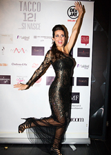 Cristina De Pin super sexy per il ritorno in tv con 'Tacco 12': le foto