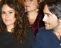 Insieme Samantha De Grenet e Luca Barbato per la prima teatrale a Roma