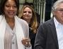 Robert De Niro con la moglie Grace Hightower