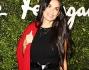 Demi Moore all'inaugurazione della nuova boutique del brand italiano a Rodeo Drive