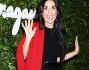 Demi Moore festeggia l'inaugurazione del nuovo store Ferragamo