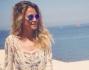 Casual e biondissima la bella conduttrice Sky: Diletta Leotta