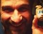 Il pupazzo di pasta di zucchero ed Edoardo Stoppa....molto somiglianti!
