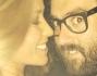 Elena Santarelli con Carlo Mengucci la sera del suo addio al nubilato