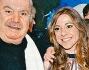 Eleonora Cadeddu posa con nonno libero: eccola con Lino e Rosanna Banfi