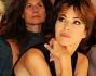 Emanuela Folliero con Giuseppe Oriccio ai 20 anni di moda di \'CristinaEffe\'