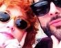 Marco Mengoni e Fiorella Mannoia selfie su Twitter