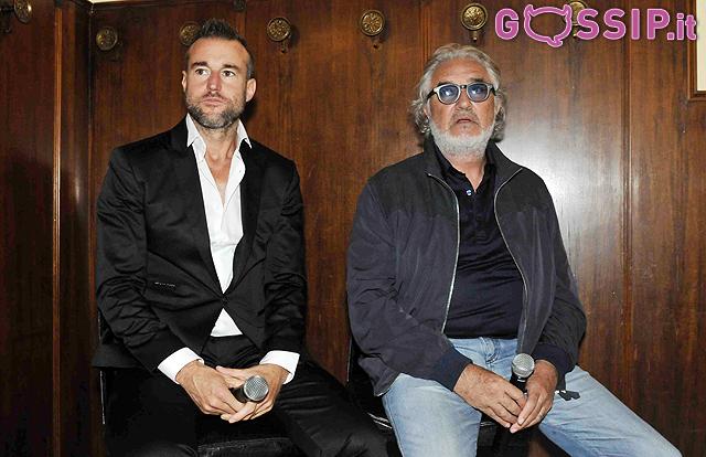 Philipp Plein acquista una parte del Billionaire couture di FlavioBriatore