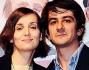 Francesco Mandelli con la fidanzata Luisa Bartoldo all\'anteprima de \'I soliti idioti\'