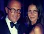 Jenina B al party per il compleanno di Tommaso Buti