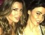 Bellissime e prorompenti Cecilia Capriotti e Claudia Galanti su Twitter