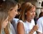 Benedetta Parodi e Cristina Parodi unite per i dolci in occasione della Gara di Torte