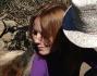 Geri Halliwell in versione mamma affettuosa allo zoo Taronga di Sydney