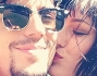 Giulia Pauselli coccole alla luce del sole con il suo Jonathan Gerlo