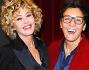 Eva Grimaldi ed Imma Battaglia per la prima dello spettacolo 'End of the Raimbow'