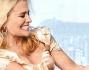 Heather Parisi felice lontano dall\'Italia nel paese del Sol levante