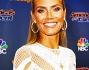 Heidi Klum inizia la sua nuova avventura ad America's Got Talent