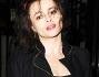 Helena Bonham Carter non tradisce mai il suo out fit total black