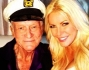 Hugh Hefner ha preso in moglie la bellissima e giovanissima Crystal Harris