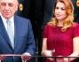 Barbara Berlusconi e Adriano Galliani al momento del taglio del nastro