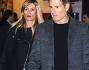 Jimmy Ghione arriva al Teatro Brancaccio insieme alla moglie Tania