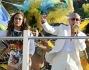 Claudia Leitte, Pitbull, Jennifer Lopez