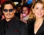 Johnny Depp, 51 anni e Amber Heard, 28