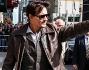LE FOTO DI JOHNNY DEPP A NEW YORK PER REGISTRARE IL LATE SHOW WITH DAVID LETTERMAN