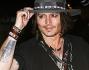 Johnny Depp dopo la rottura con la moglie Vanessa Paradis non rinuncia alle feste