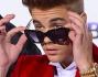Justin Bieber da fare da macho rapper ha calcato il carpet losangelino